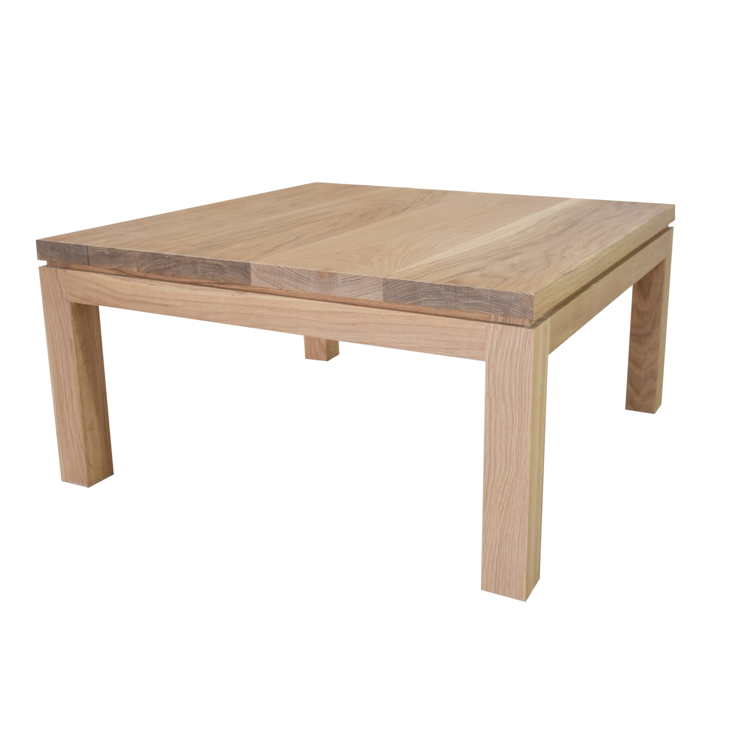 - Classic Timber Coffee Table RAW Sunshine Coast