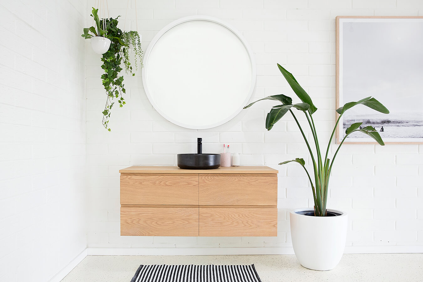 Picture of: Noosa Timber Bathroom Vanity Crafted By Raw Sunshine Coast
